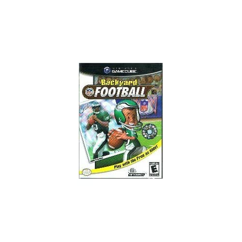 backyard football for gamecube