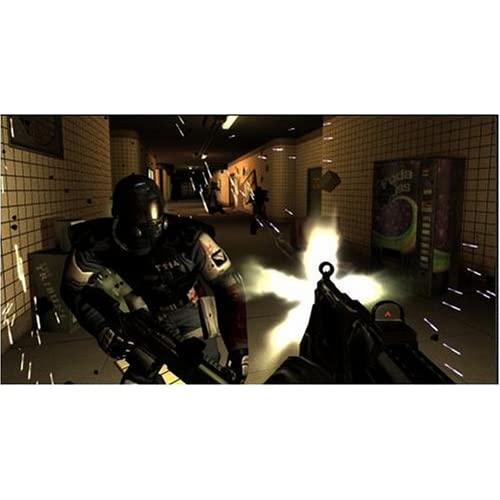 Shooting Games For Xbox 360 : Fear files for xbox shooter game only e