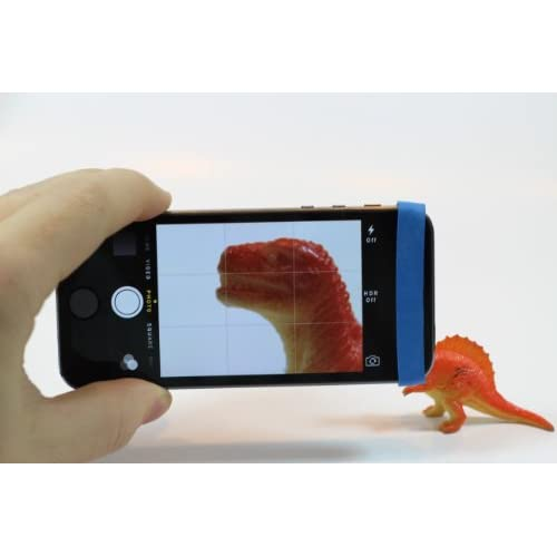 Image 1 of Easy-Macro Smartphone Lens Band For iPhone Android