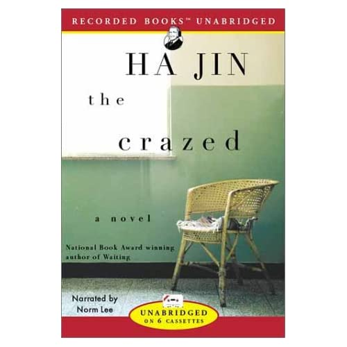 Image 0 of The Crazed By Ha Jin And Norm Lee Narrator On Audio Cassette