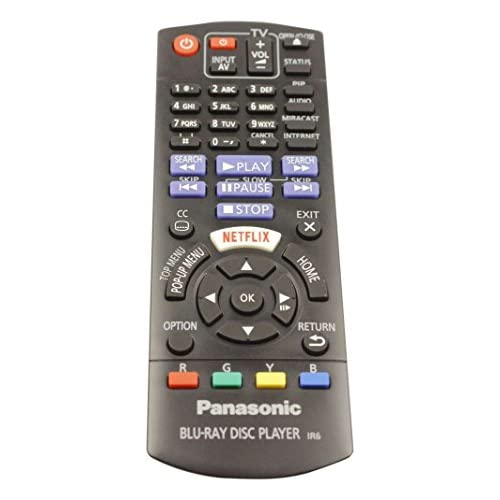 Image 0 of Panasonic OEM N2QAYB001023 Remote Control Infrared