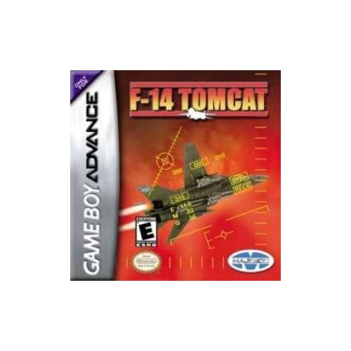 Image 0 of F-14 Tomcat For GBA Gameboy Advance