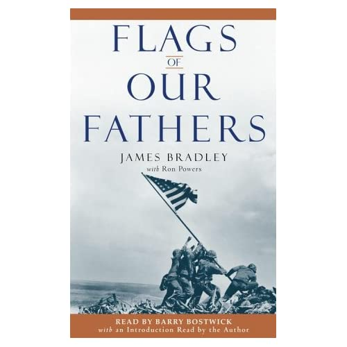 Image 0 of Flags Of Our Fathers By Bradley James Powers Ron Bostwick Barry Reader On Audio