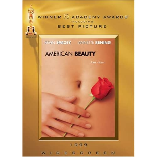 Image 0 of American Beauty Widescreen Edition Drama On DVD