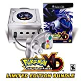 Gamecube Platinum Console Pokemon Edition