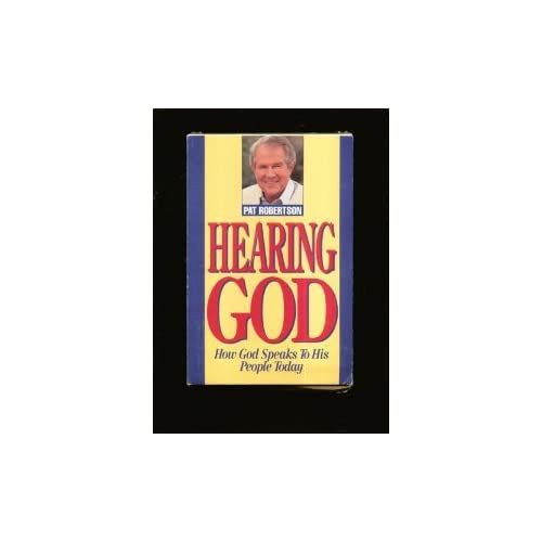 Image 0 of Hearing God By Pat Robertson On Audio Cassette
