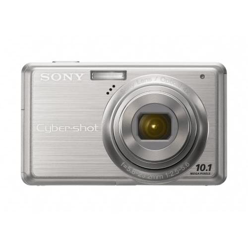 Sony Cybershot DSC-S950 10MP Digital Camera With 4X Optical Zoom With Super Stea