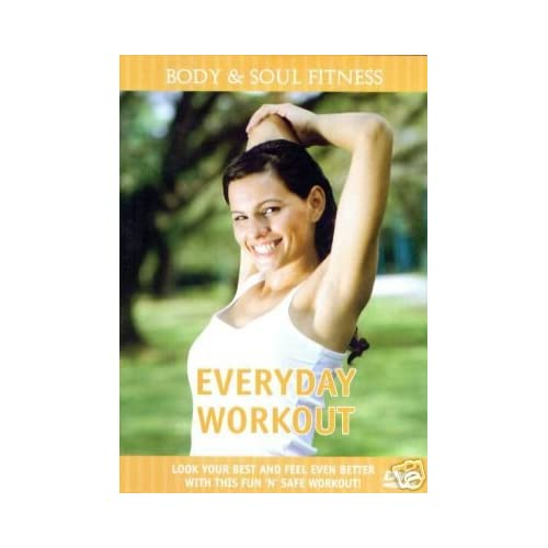 Image 0 of Body And Soul Fitness Everyday Workout On DVD