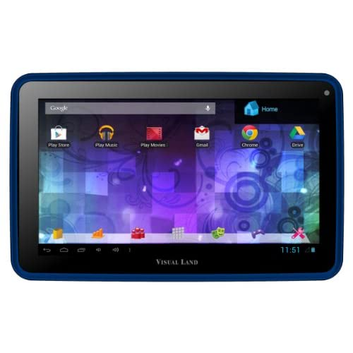 Visual Land Prestige Pro 7D Dual Core Tablet With 8GB Of Memory Google Play And