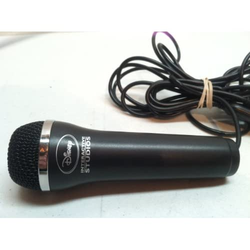 Disney USB Microphone For Sing It High School Musical And Others Works On All Sy