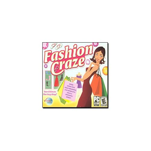 Image 0 of Fashion Craze Your Ultimate One-Stop Shop In A Game Software