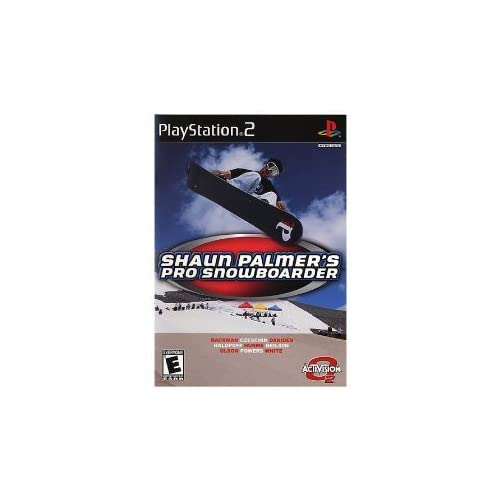 Image 0 of Shaun Palmer's Pro Snowboarder For PlayStation 2 PS2