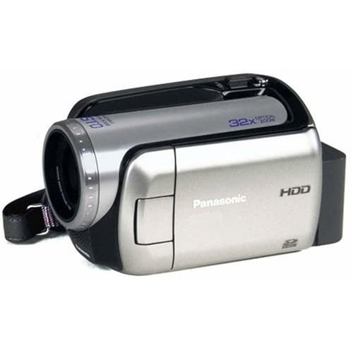 Panasonic SDR-H18 30GB Hard Disk Drive Camcorder With 32X Optical Image Stabiliz