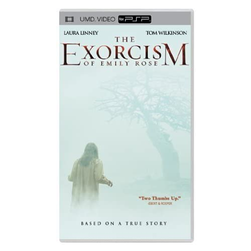 Image 0 of The Exorcism Of Emily Rose UMD For PSP By Sony Pictures Home Entertainment