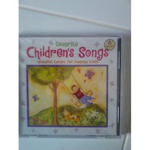 Image 0 of Children's Songs By John Chase On Audio CD Album