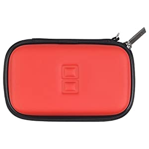 Image 0 of Official Nintendo Zip Case For Nintendo DSi And Lite Red For DS