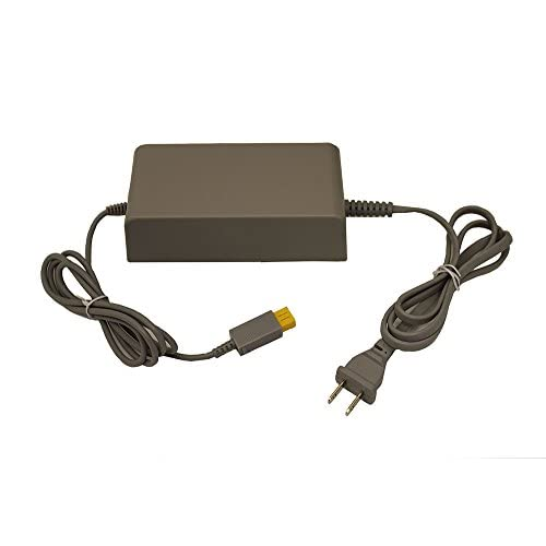 AC Adapter Power Supply For Nintendo Wii U Console By Mars Devices Wall Charger