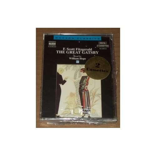 Image 0 of Great Gatsby On Audio Cassette