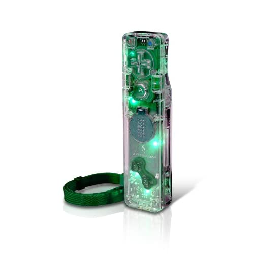 Afterglow AW.1 Remote For Wii Green PL-7602G