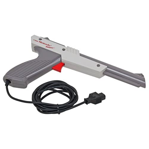 Image 0 of NES OEM Zapper For Nintendo NES Remote Vintage Light Gun NES-005