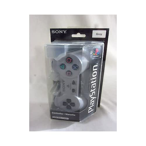 Image 0 of Sony OEM PlayStation PS1 Gray Controller SCPH-1080