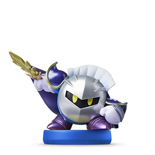 Image 0 of Meta Knight Amiibo Nintendo 3DS Figure Character