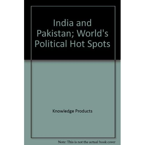 Image 0 of India And Pakistan World's Political Hot Spots On Audio Cassette Tape By Peter H