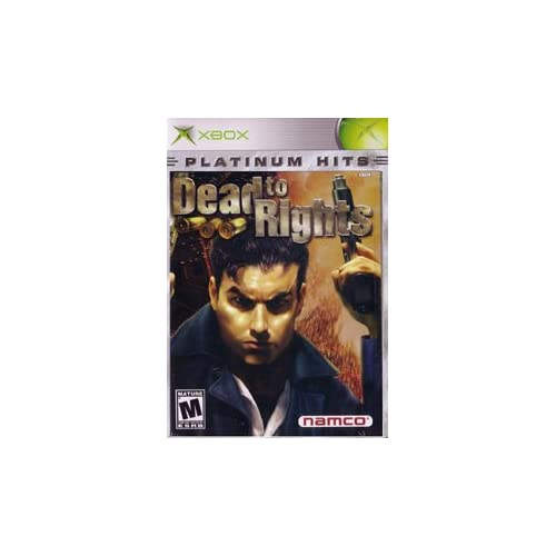 Image 0 of Dead To Rights Xbox For Xbox Original