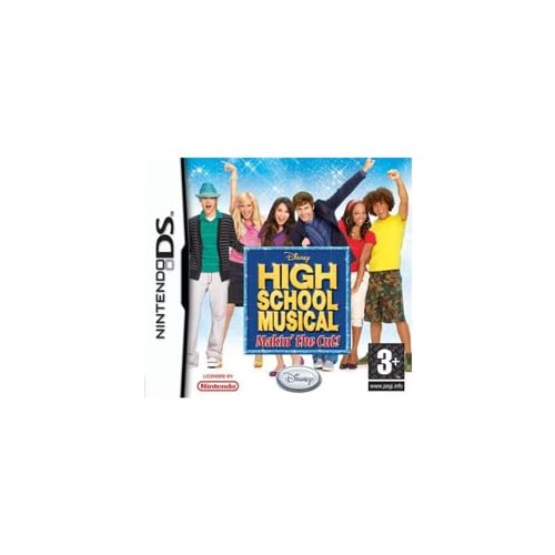 Image 0 of High School Musical: Makin' The Cut By Disney For Nintendo DS DSi 3DS 2DS