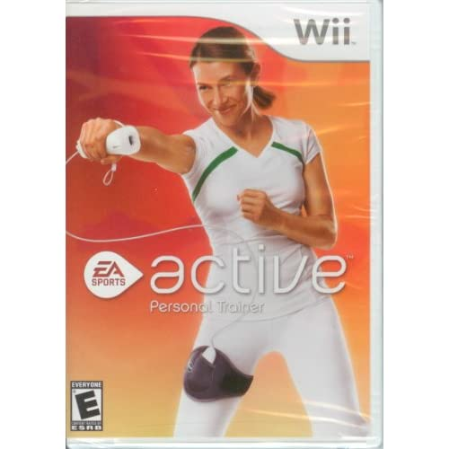 Active Personal Trainer For Wii Fitness And Health Fitness & Health