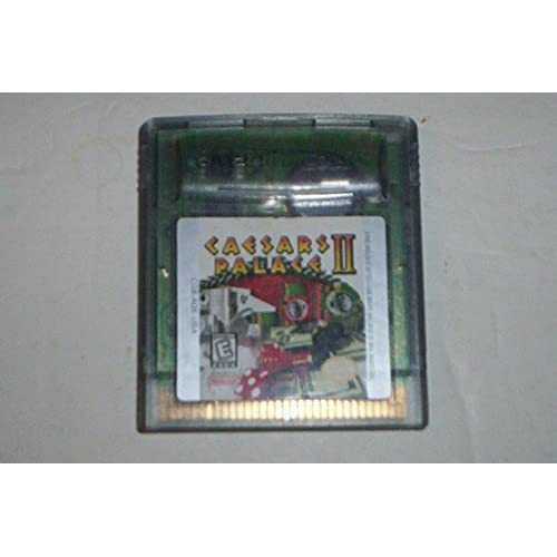 Image 0 of Caesars Palace 2 On Gameboy Color