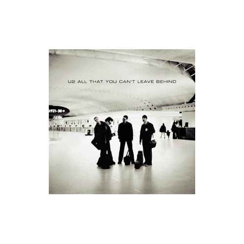 All That You Can't Leave Behind By U2 On Audio CD Album 2000