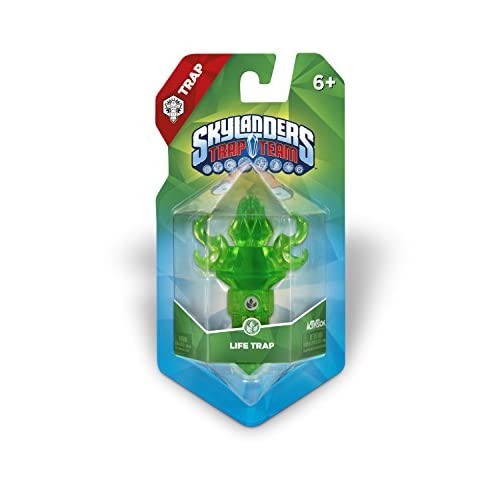 Skylanders Trap Team: Life Element Trap Pack 3IN Action Figure