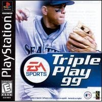 Image 0 of Triple Play '99 With Manual and Case