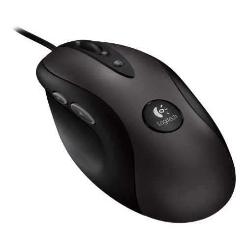 Image 0 of Logitech G400 Optical Gaming Mouse 910-002277