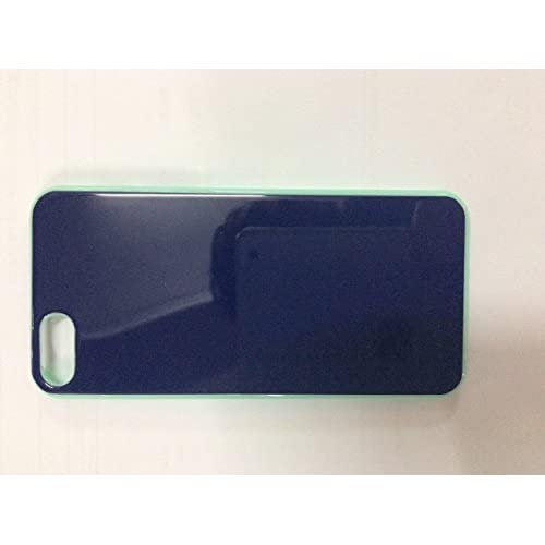 Image 0 of iConcepts Hardshell Case For iPhone 5 5S SE Blue/Mint
