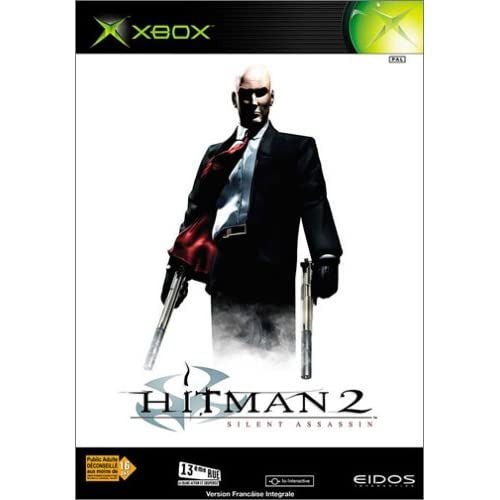 Image 0 of Hitman 2 Silent Assassin For Xbox Original Shooter