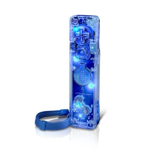 Afterglow AW.1 Remote For Wii Blue