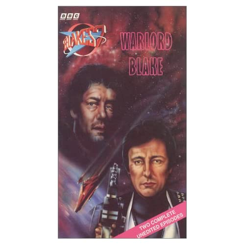 Blake's 7 Vol 26 Warlord / Blake On VHS With Michael Keating