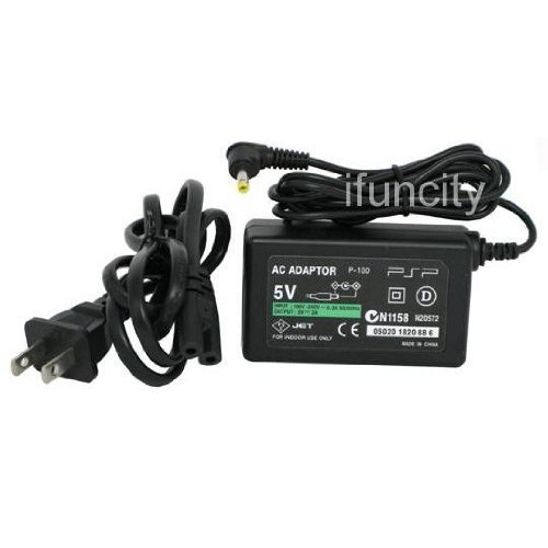 Image 0 of Home Wall Charger AC Adapter For PSP 2000
