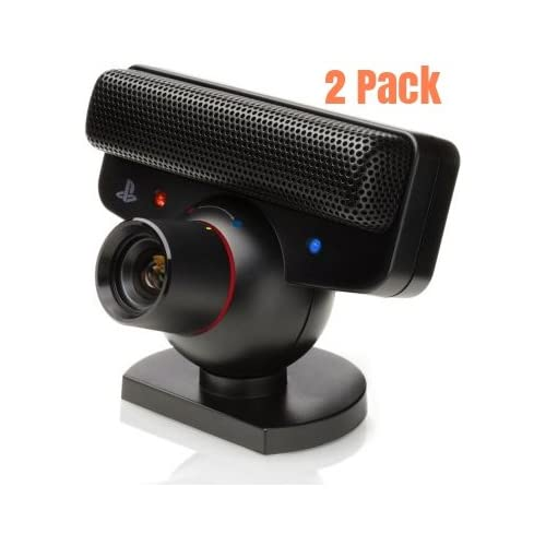 Sony PlayStation PS3 Eye Camera 2 Pack