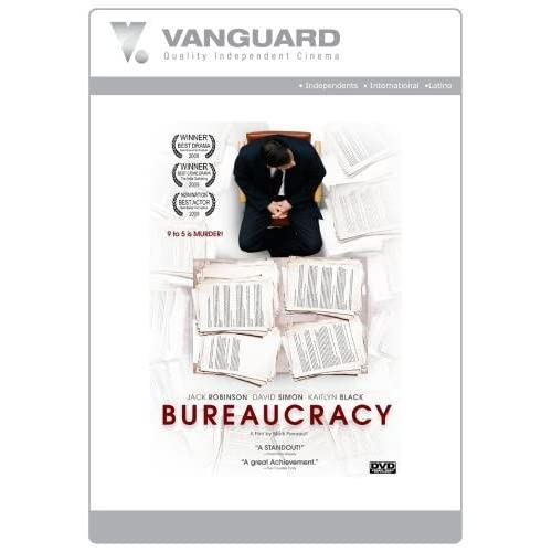 Image 0 of Bureaucracy With Jack Robinson Mystery On DVD