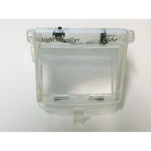 Image 0 of Light Magnifier For Nintendo Game Boy Advance Clear New For GBA Gameboy Advance