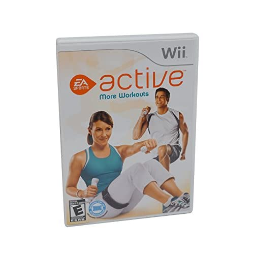 Image 0 of Electronic Arts EA Sports Active: More Workouts Wii Disc Only The Revolution In