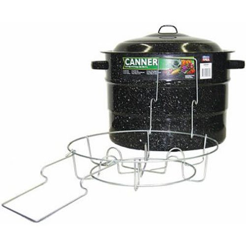Water-Bath Canner with Rack