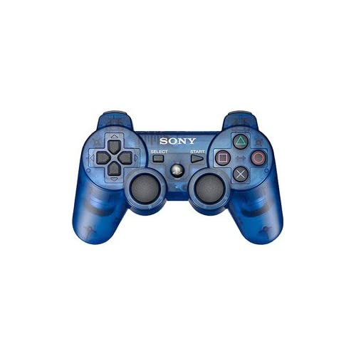 Image 0 of Dualshock 3 Wireless Controller Cosmic Blue For PlayStation 3 PS3 Gamepad