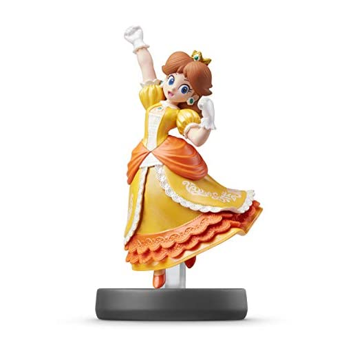 Nintendo Amiibo Daisy Ssbu Switch For Nintendo Switch Figure