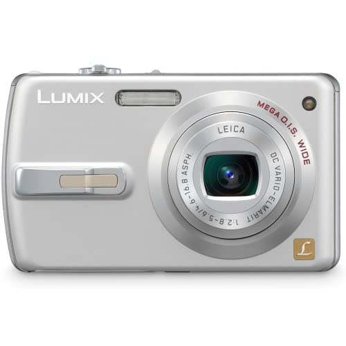 Panasonic DMC-FX50S 7.2MP Digital Camera With 3.6X Optical Image Stabilized Zoom