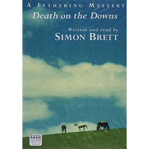 Image 0 of Death On The Downs Isis By Simon Brett And Simon Brett Reader On Audio Cassette
