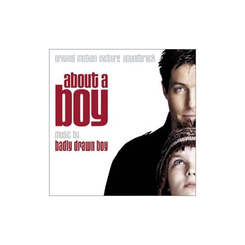 Image 0 of About A Boy By Badly Drawn Boy On Audio CD Album 2002